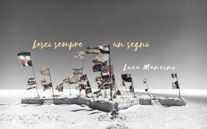 """""""Lasci sempre un segno� nuovo singolo di Luca Mancino"""