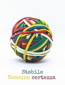 """Stabile, """"Nessuna certezza�"""